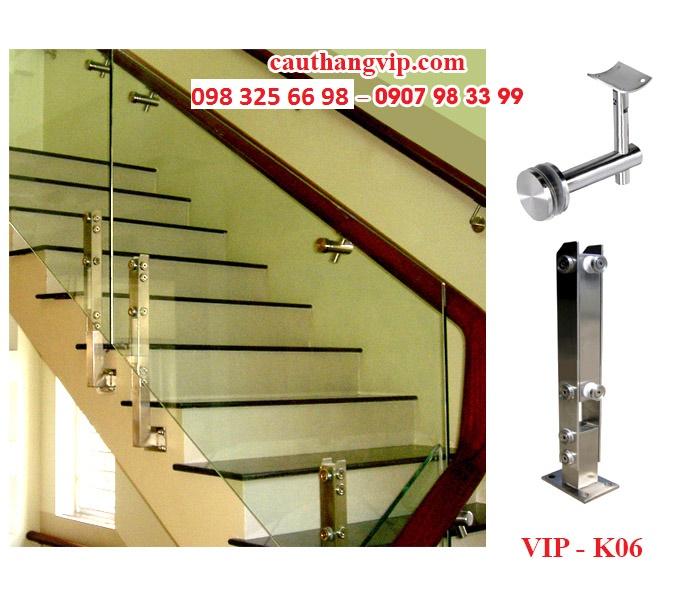 Cầu thang gỗ VIP G04